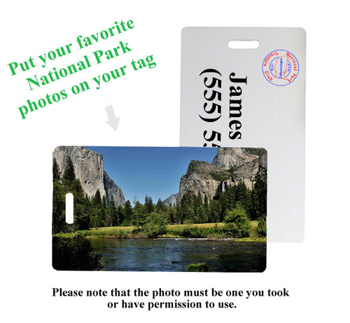 Add your own photo of your visit to one of our National Parks.