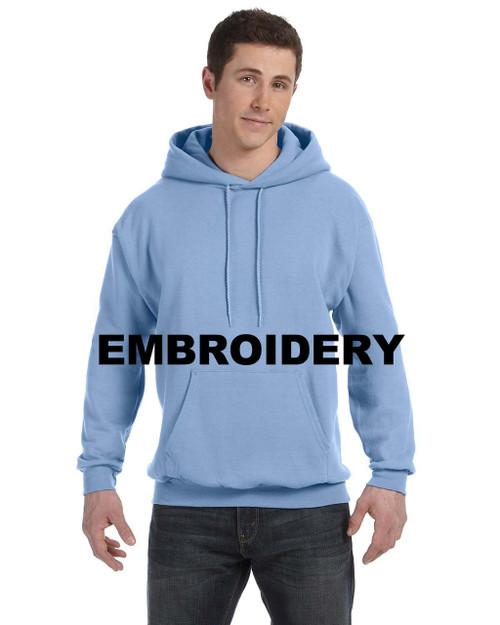 Pullover Hoodie  RHStyle-DiamdBigFrtemb