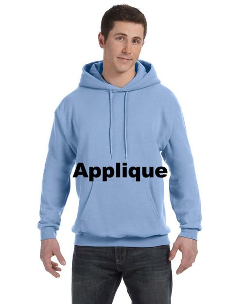 Pullover Hoodie  RHStyle-DiamdBigFrtapp