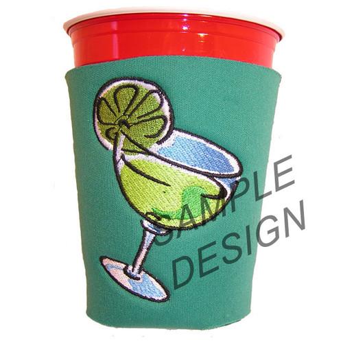 Neoprene solo cup koozie
