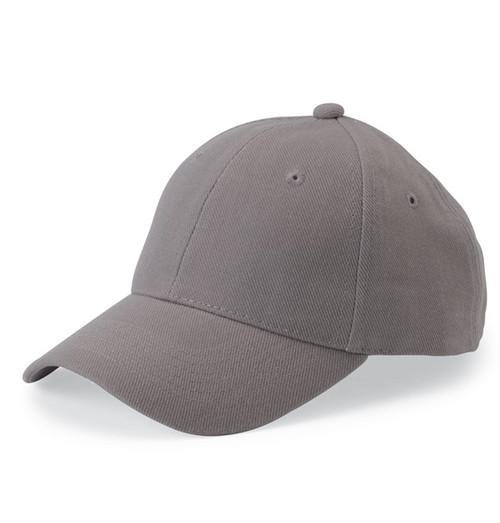 Grey wool cap