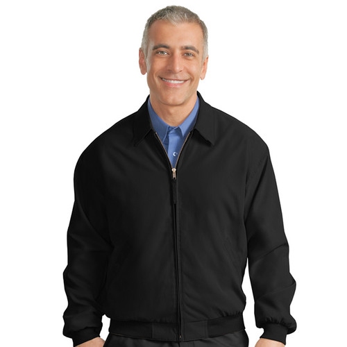 Microfiber light weight jacket