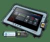 "RuggON SOL PA501 10.1"" Fully Rugged Tablet with optional fingerprint reader"