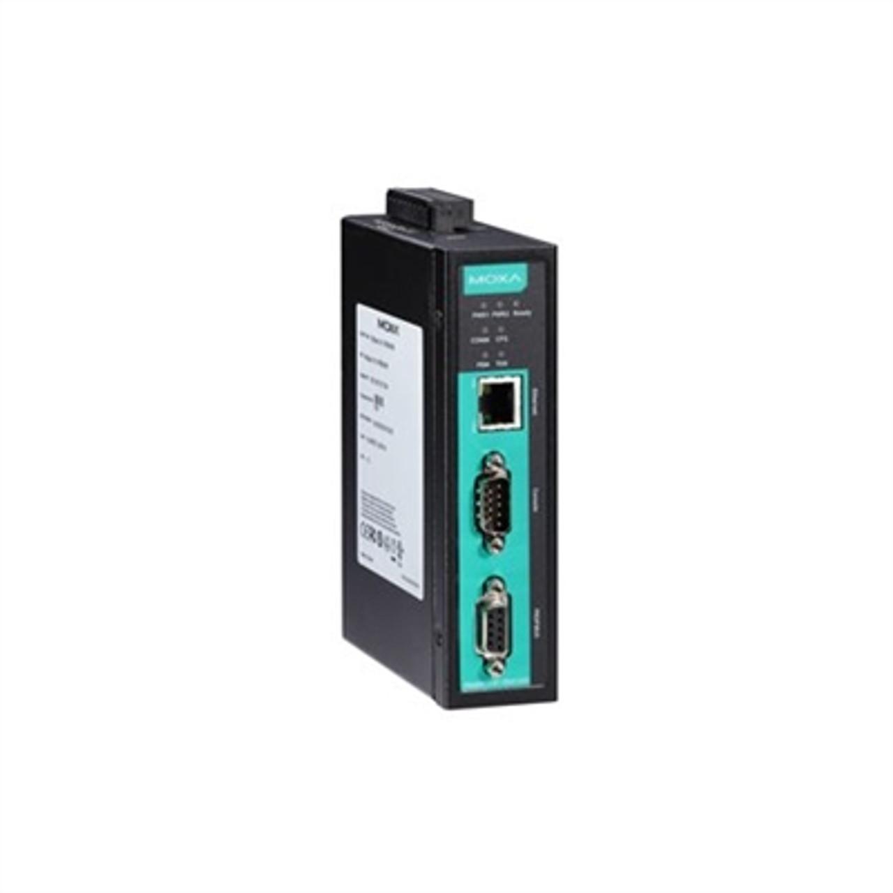 Moxa MGate 5101-PBM-MN 1-Port Profibus Master To Modbus TCP Gateway