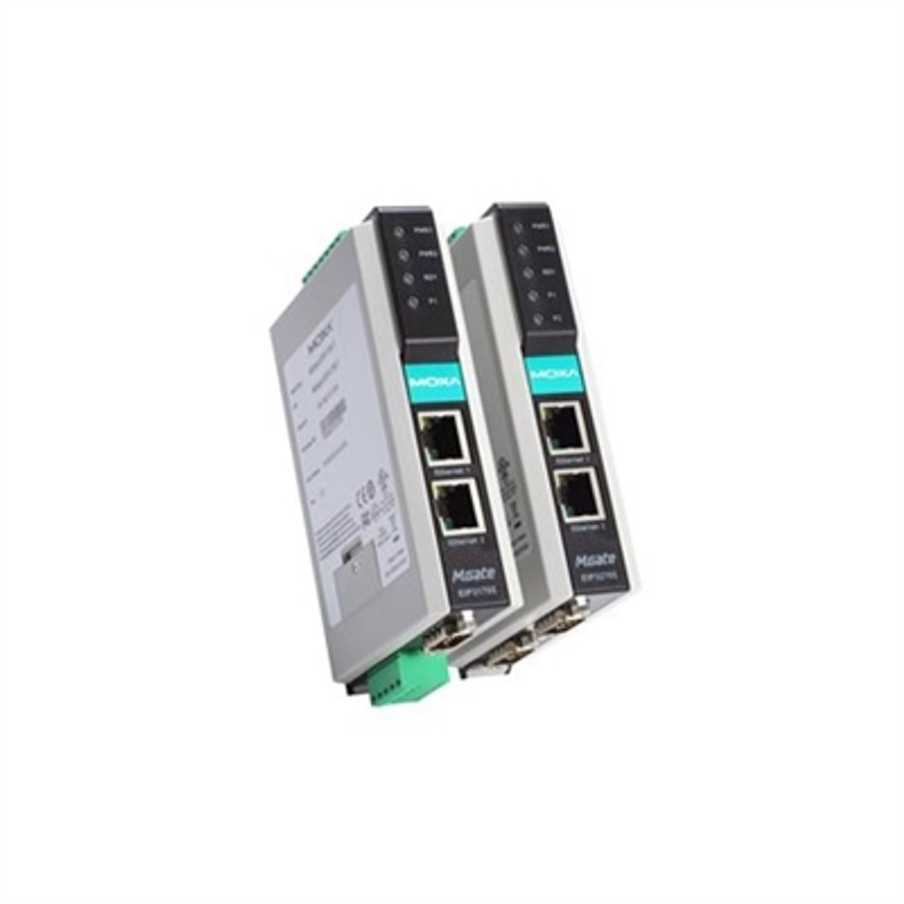 Moxa MGate EIP3170 1-Port Df1 To Ethernet/IP Gateway