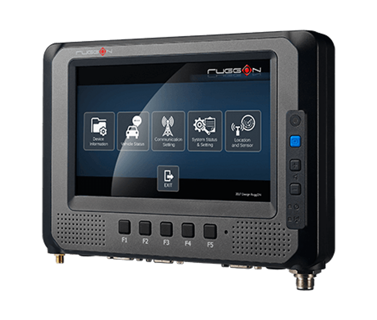 "RuggON MT7000 7""Mobile Data Terminal"
