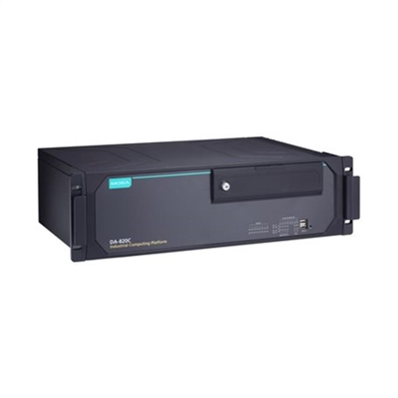Moxa DA-820C-KLXL-HH-T x86 computer