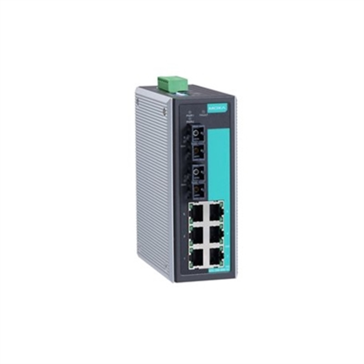 Moxa EDS-308-SS-SC-80 Industrial Unmanaged Ethernet Switch