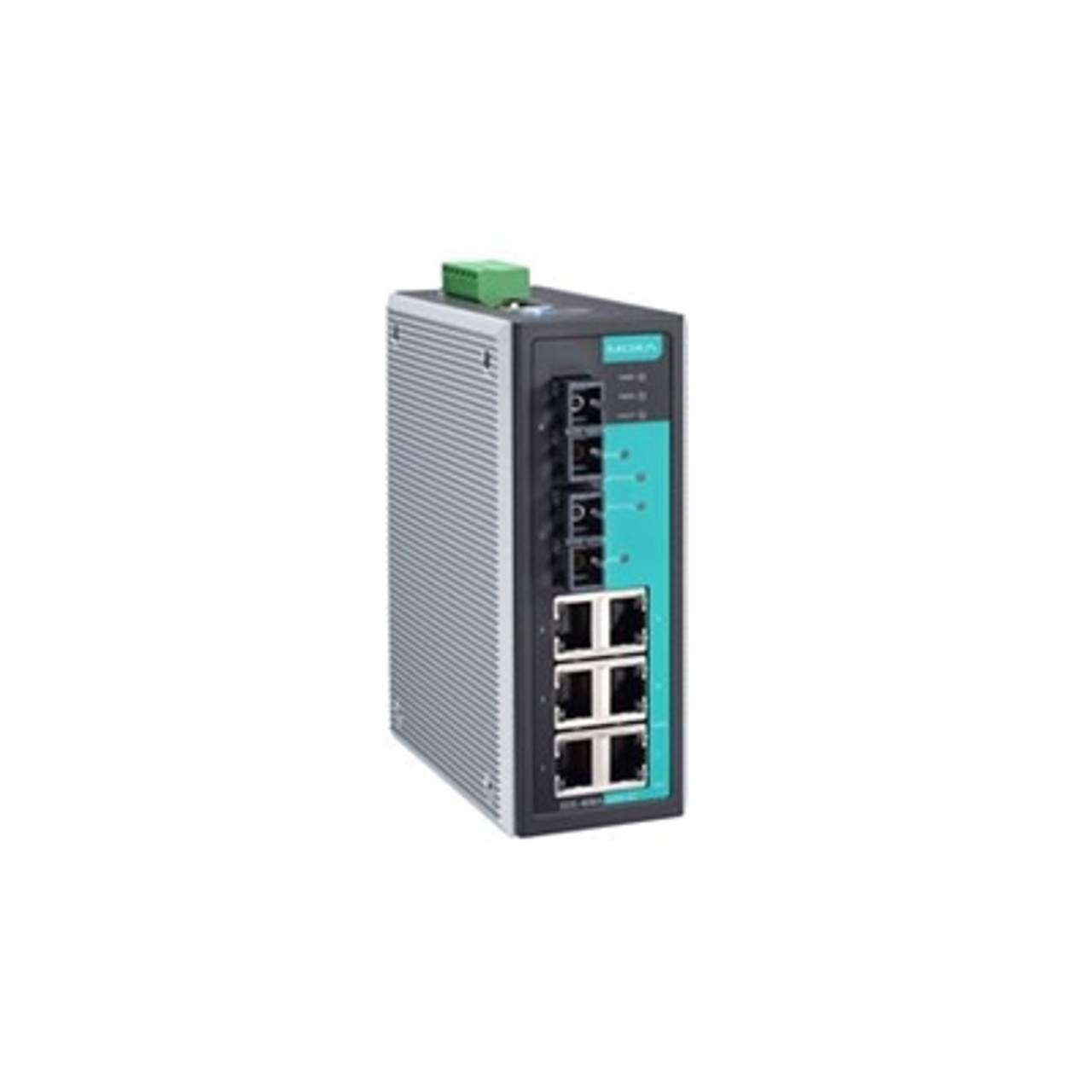 Moxa EDS-408A-MM-SC Entry-Level Managed Ethernet Switch