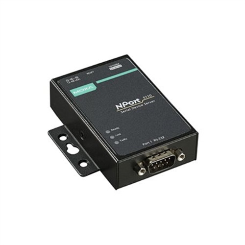 Moxa NPort 5110 1 Port Device Server 10/100M Ethernet