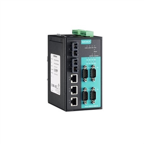 Moxa NPort S8455I-SS-SC-T Device Server