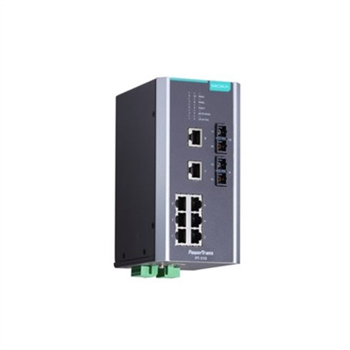 Moxa PT-510-SS-SC-24 Managed Ethernet Switch