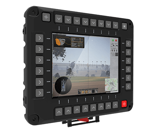 RuggON Defence XR10 Military Panel PC