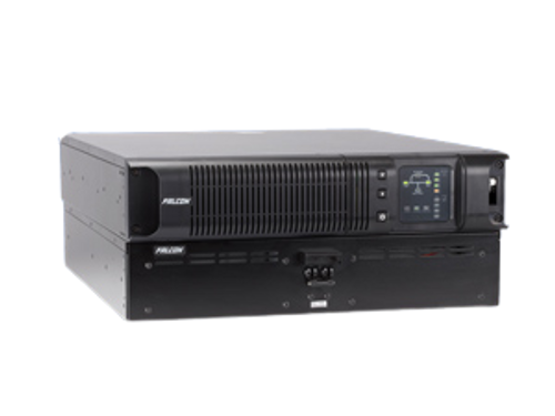 Falcon Electric SSGH-B Extended Battery Bank option for SSG-RP Industrial Ultra-wide Temp UPS