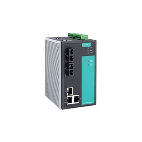 Moxa EDS-505A-SS-SC-T Managed Ethernet Switch