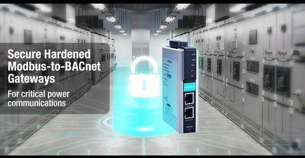 Secure Hardened Modbus-to-BACnet Gateways