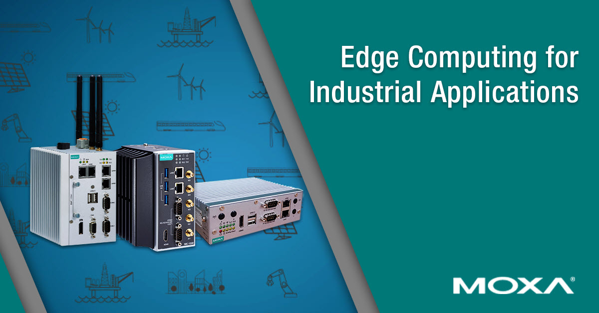 Edge Computing for Industrial Applications