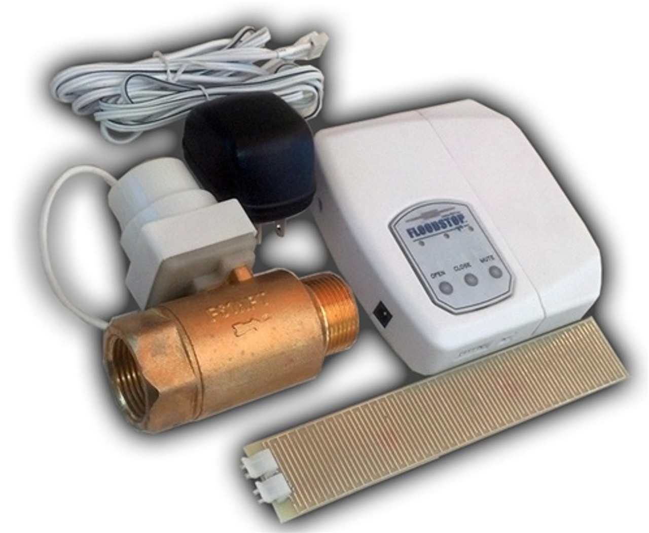 """1"""" Ball Valve Used for Water Heater or Water Main Supply"""