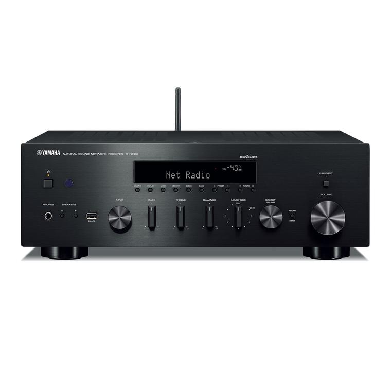Yamaha R-N602 Network HiFi Receiver