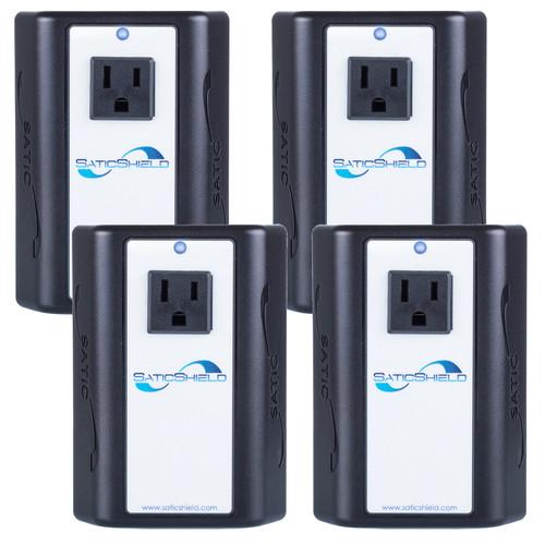 (4) Satic Pure Power Plug-Ins