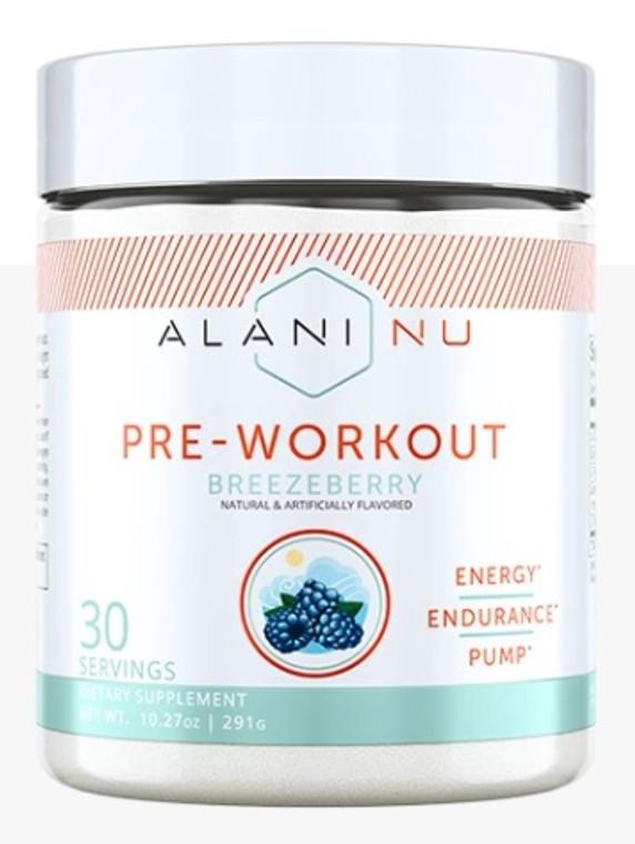 Alaninu Pre-Workout 30 Servings