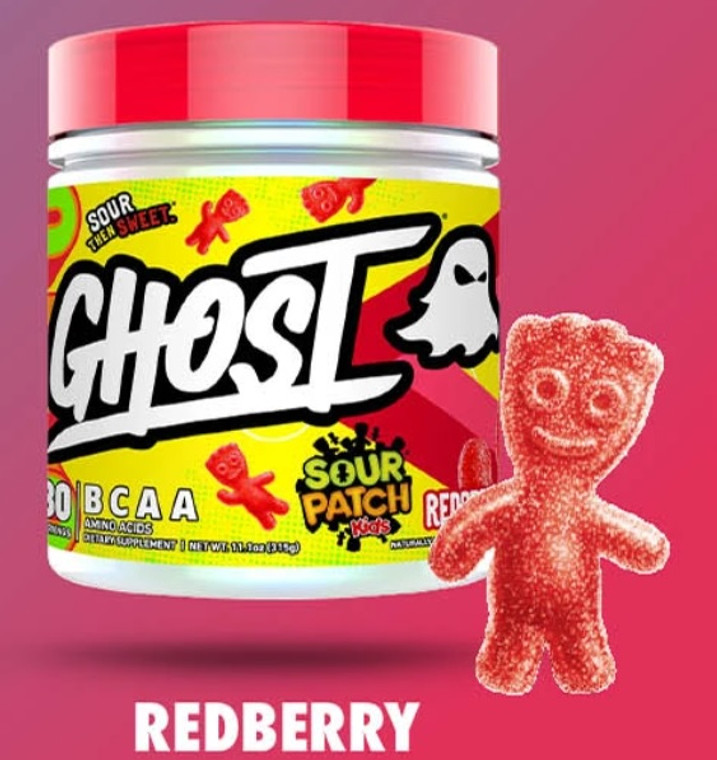 Ghost BCAA 30 Servings