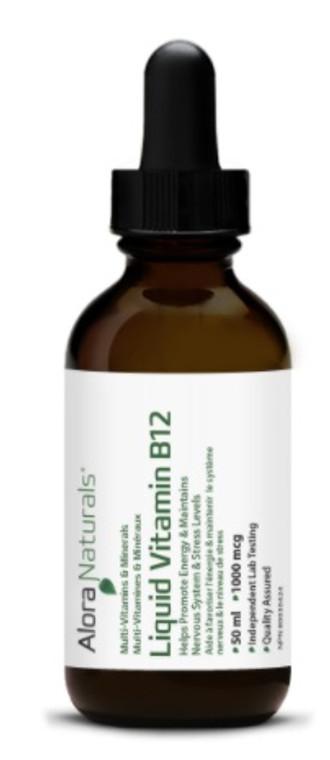 Alora Naturals Liquid Vitamin B12 50ML