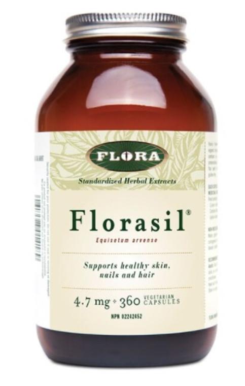 Flora Florasil 4.7mg 360 caps