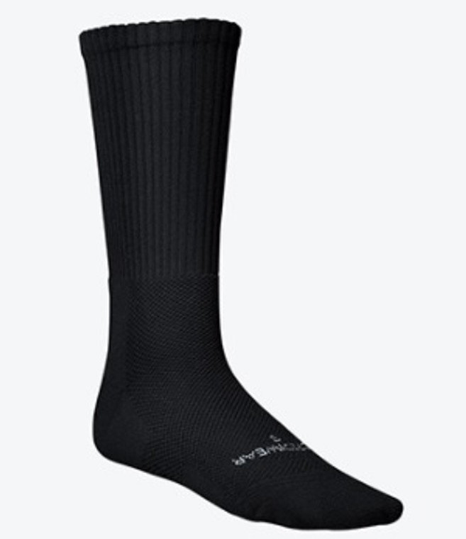 Incrediwear Black Trek Socks