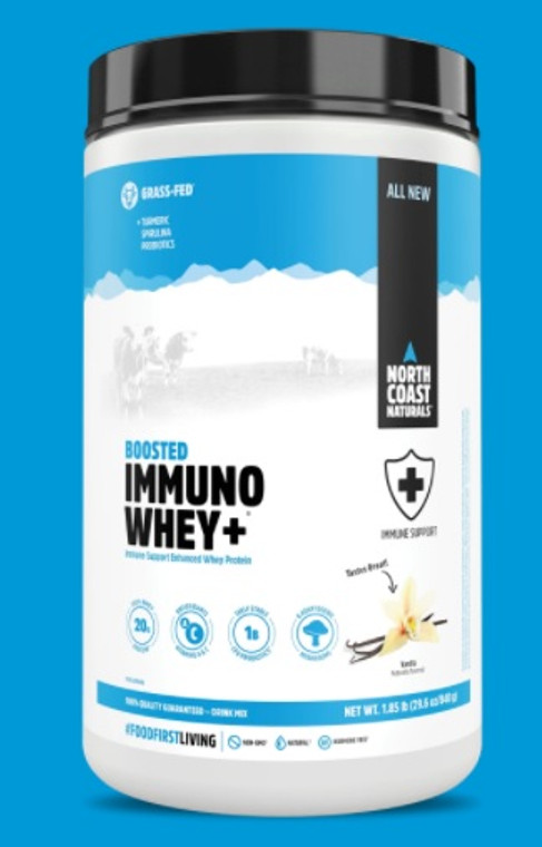 North Coast Naturals Boosted Immuno Whey+ 840g
