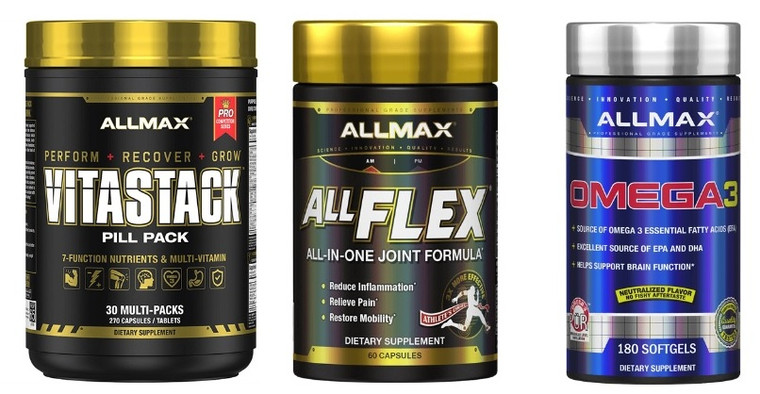 Allmax Joint Care Stack