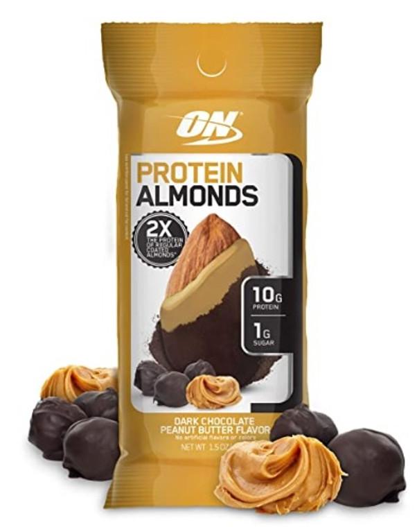 ON Protein Almonds Dark Chocolate Peanut Butter 1.5oz