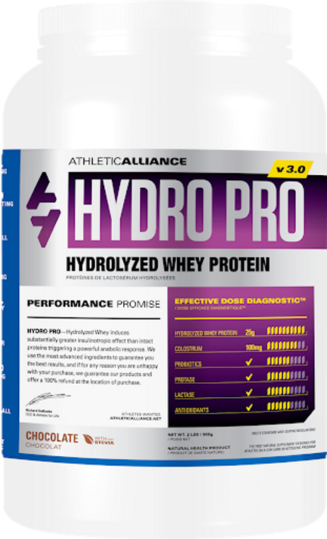 Athletic Alliance Hydro Pro Whey Protein 5lbs
