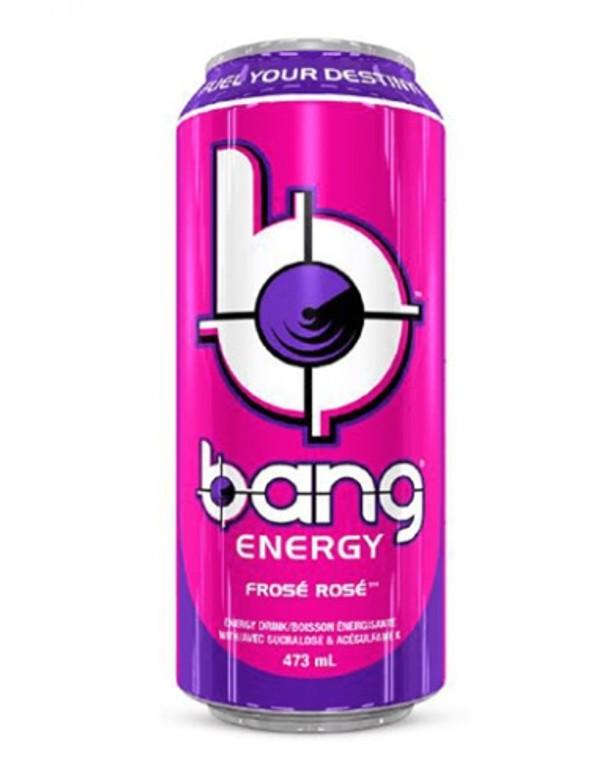 BANG Energy Drinks 473mL,CDN Blue Razz,CDN Black Cherry Vanilla,CDN Cherry Blade Lemonade,CDN Bangster Berry,CDN Bday Cake,CDN Frose Rose.