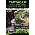Tactacam Wide Angle Package