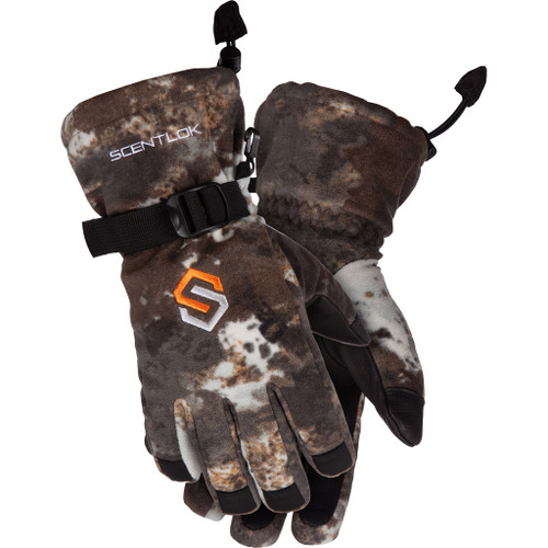 Scentlok Be:1 Fortess Glove O2 Camo X-large