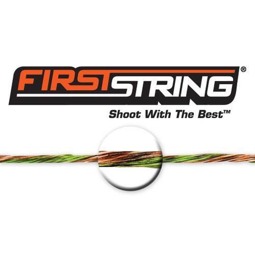 FirstString Premium String Kit Green/Brown Bear Lights Out