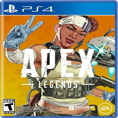 Apex Legends Lifeline ED PS4