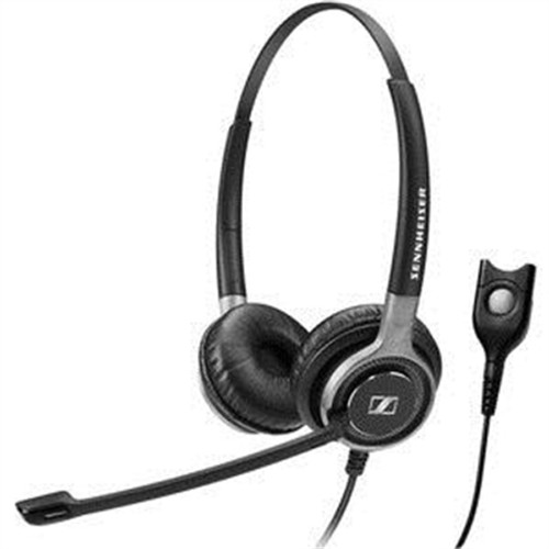 Dual Sided Wired Headset