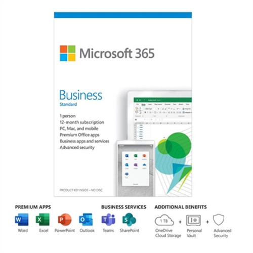Microsoft 365 Bus Standard 1YR