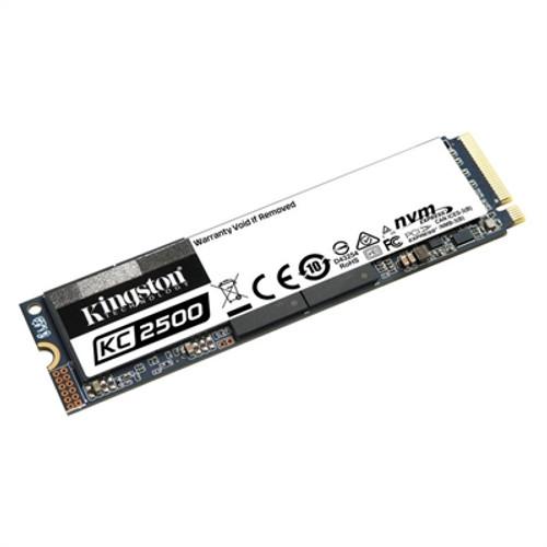 1000G KC2500 M.2 2280 NVMe SSD