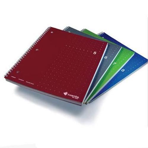 Notebook Single Subject 4pk