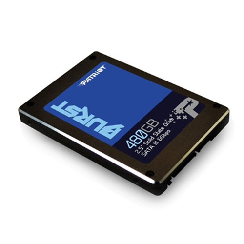 """480GB Burst 2.5"""" SSD Drive"""