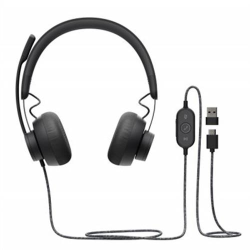 Zone Wired USB Headset