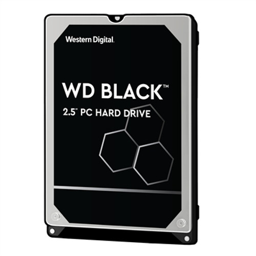 "500GB 2.5"" SATA 6 Gbs Black SP"
