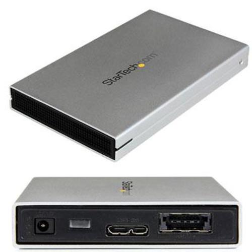 """USB eSATA 2.5"""" HDD Case"""