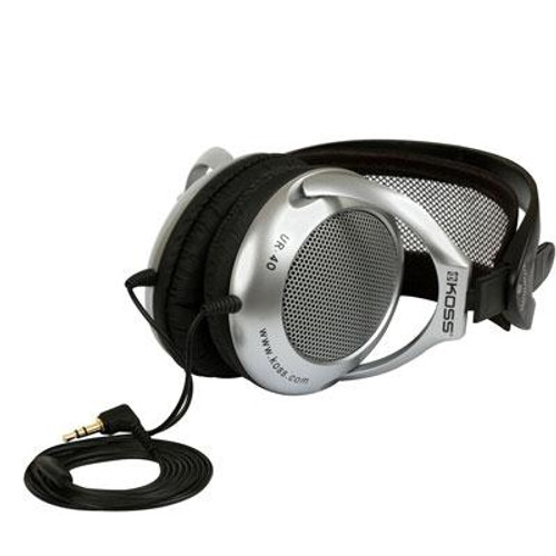 Collapsible Titanium Headphone