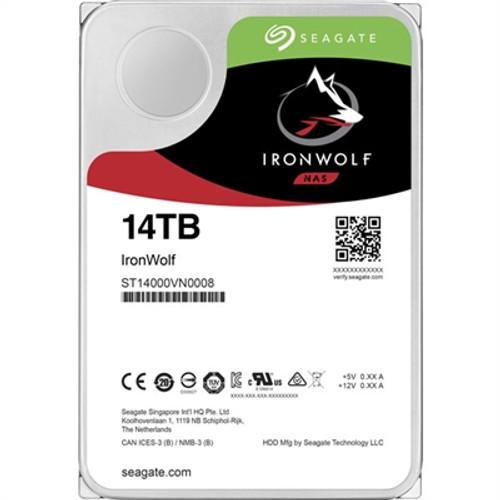 14TB IronWolf 3.5 HDD SATA NAS