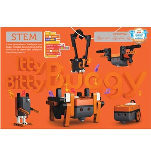 Itty Bitty Buggy STEM Toy