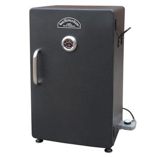 "SM 26"" Electric Smoker Black"